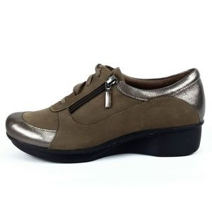 Dansko Loretta Leather Oxford Shoes EUR 39
